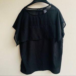🌵 3x $15 Black Blouse